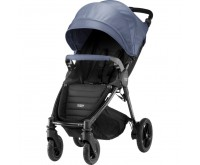 Carucior sport B Agile 4 PLUS Blue Denim Britax