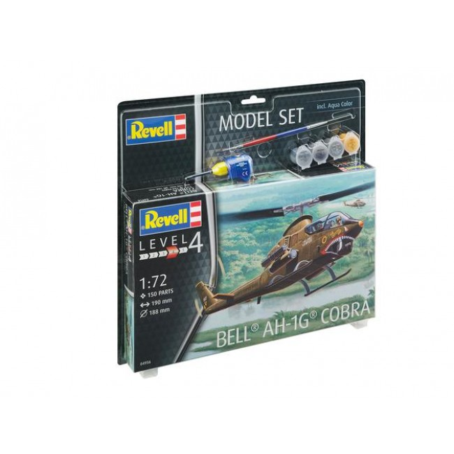 Model set bell Cobra RV64956