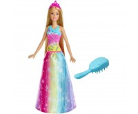 Barbie brush brights feature Princess - FRB12