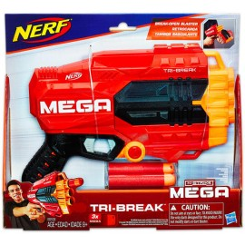 Blaster NRF N Strike Mega Tri Break