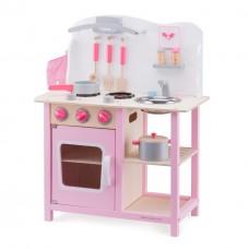 Bucatarie Bon appetit Roz New Classic Toys