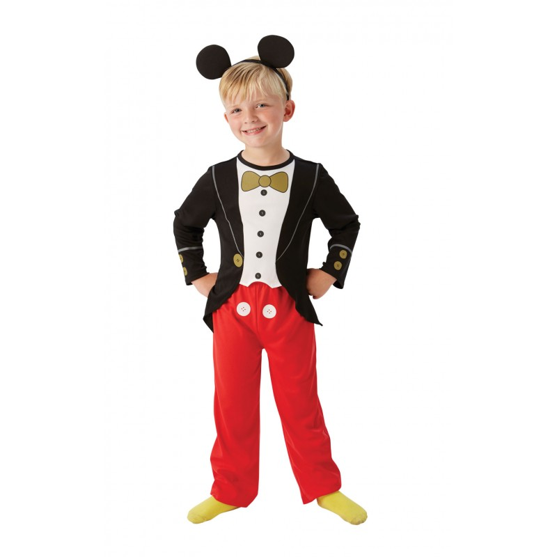Costum clasic Mickey Mouse TODD
