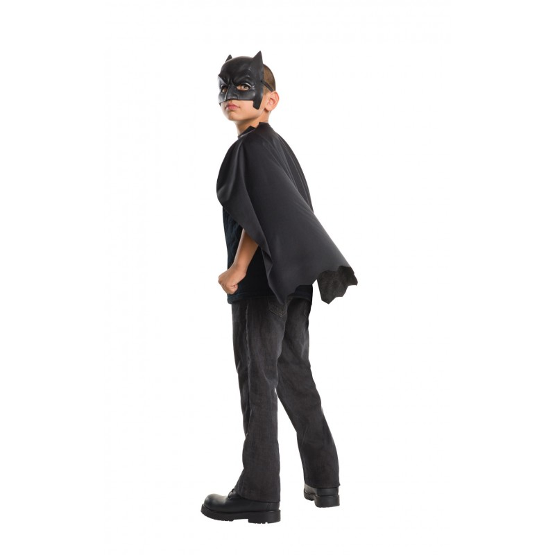 Batman Child Cape Mask