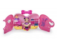 Minnie Dressing cu tinute Pop Star plus papusa