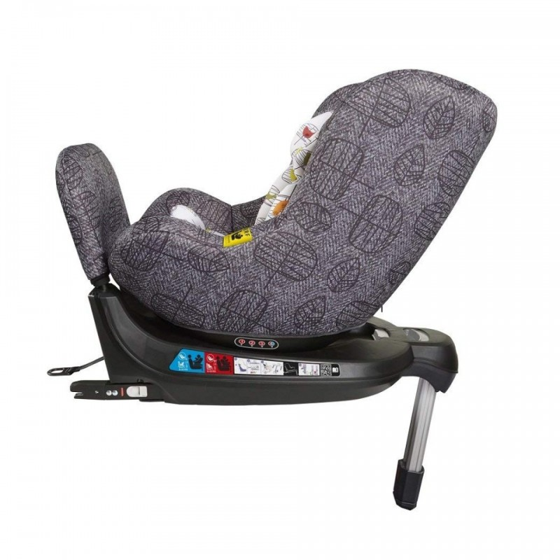 Cosatto Scaun auto cu Isofix 0-18 kg Come and Go Dawn Chorus