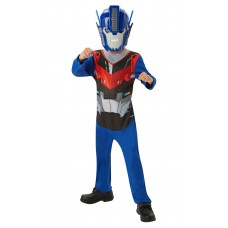 Costum cu masca Optimus Prime