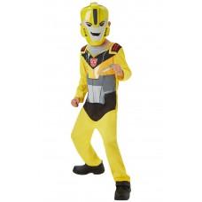 Costum cu masca Bumblebee