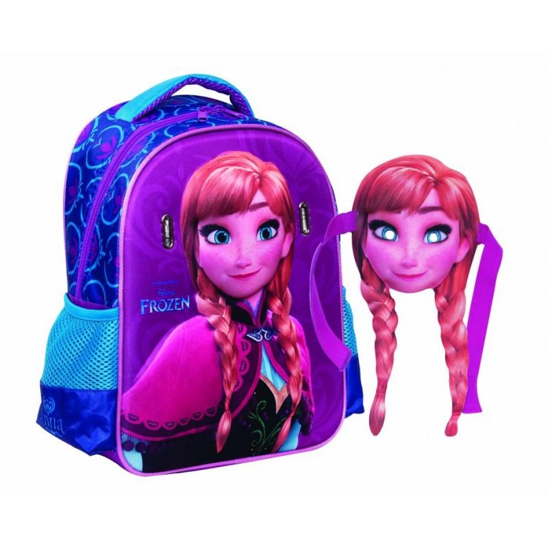 Ghiozdan gradinita Anna Frozen 3D