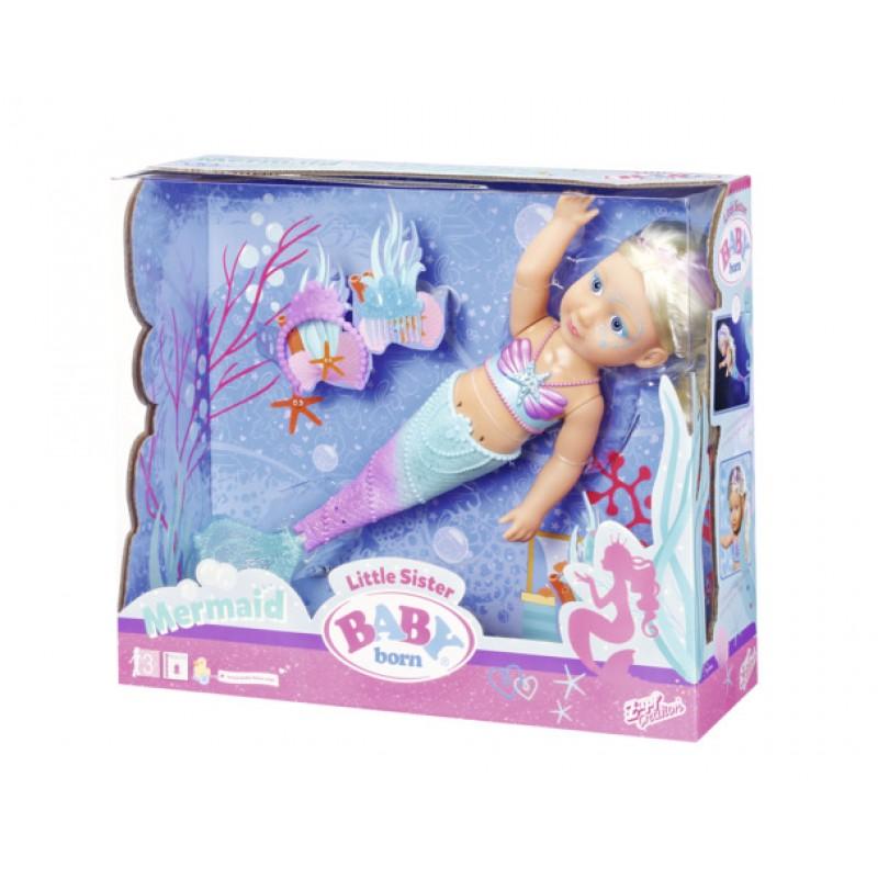 BABY born Sirena Surioara 46 cm