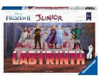Joc Labirint Junior Disney Frozen II Ravensburger