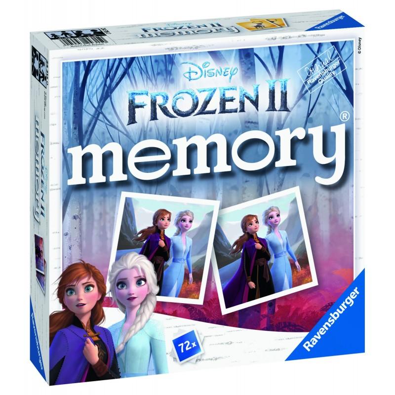 Joc Memory FrozenN II Ravensburger