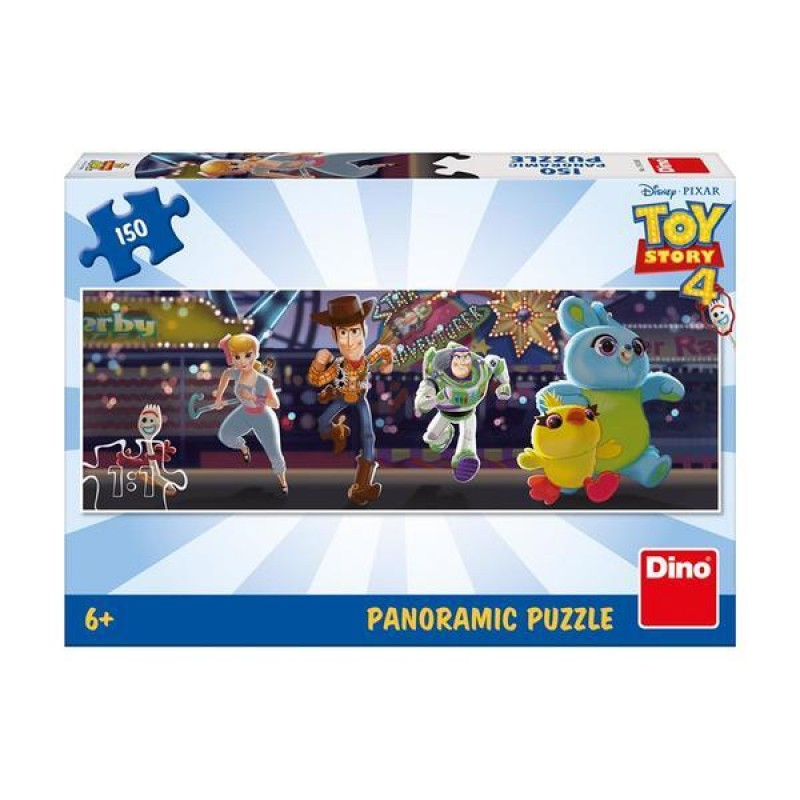Puzzle toy story 4  150 piese Dino Toys