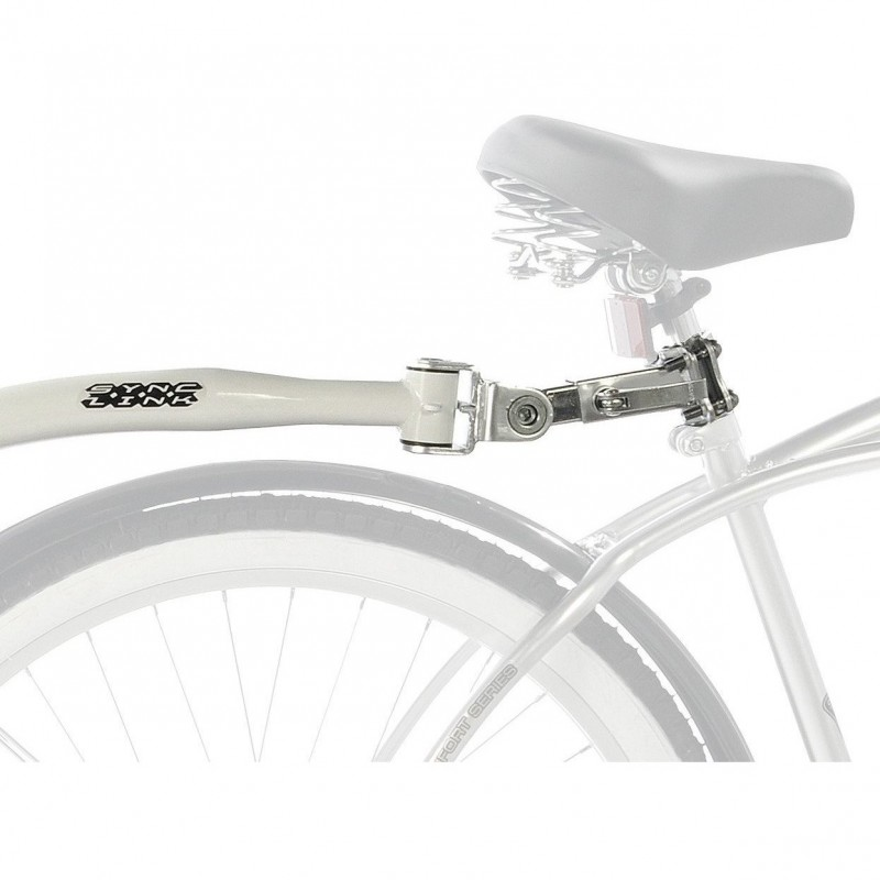 Bicicleta CoPilot Alb WeeRide WR06WH