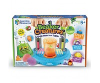 Beaker Creatures Super Laboratorul Learning Resources