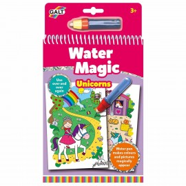 Water Magic Carte de colorat Unicorni Galt