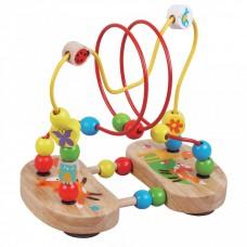 Jucarie labirint educativ Fox Jumini