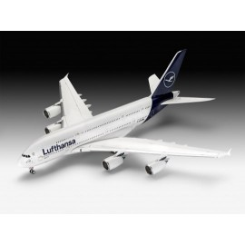 REVELL Airbus A380 800 Lufthansa New Livery