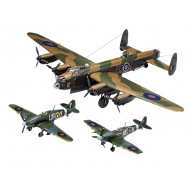 Revell 100 Years RAF Gift Set Flying Legends