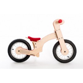 Bicicleta de balans Pipello Lilly Rosu MyKids