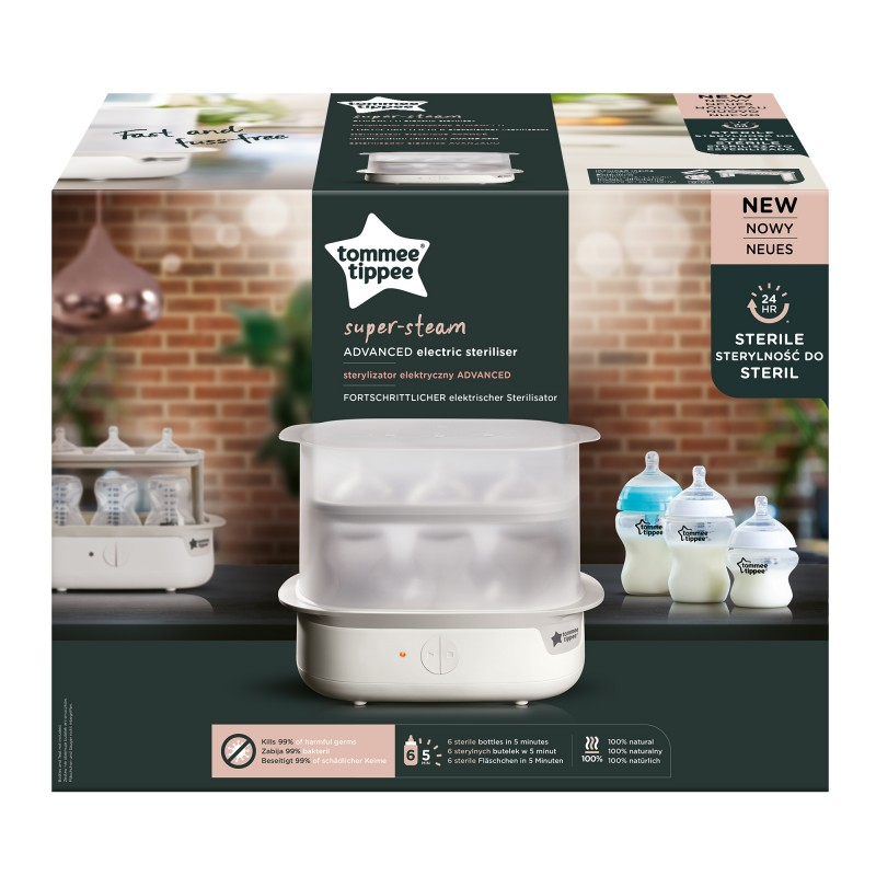 Sterilizator Electric Advanced Tommee Tippee