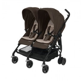Carucior gemeni Dana for Maxi Cosi Nomad Brown