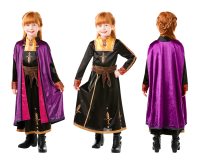 Costum Anna De Calatorie Deluxe Frozen 2