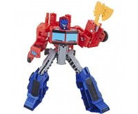 Figurina Transformers Cyberverse Warrior Class Optimus Prime Hasbro