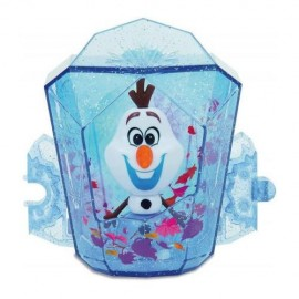 Set Casuta cu Mini Figurina Olaf Whisper and Glow Frozen 2 Giochi Preziosi