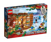Calendar de Craciun 60235 Lego City