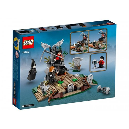 Ascensiunea lui Voldemort 75965 Lego Harry Potter