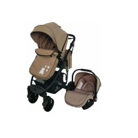 Carucior 3 in 1 Beloved Beige