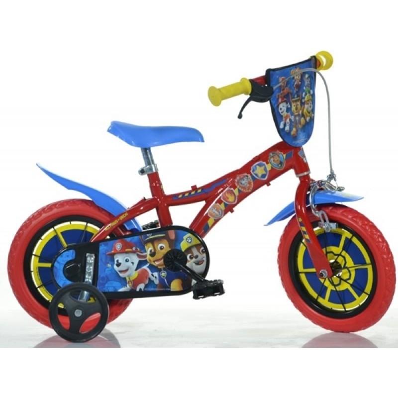 Bicicleta 12 Paw Patrol Dino Bikes 612PW