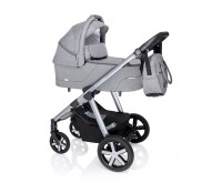 Carucior multifunctional Baby Design Husky Winter Pack 07 Gray 2020