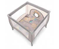 Tarc de joaca pliabil Baby Design Play UP 09 Beige 2020