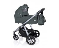 Carucior multifunctional Baby Design Husky Winter Pack 17 Graphite 2020