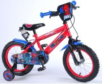 BICICLETA E L CYCLES SPIDERMAN 14