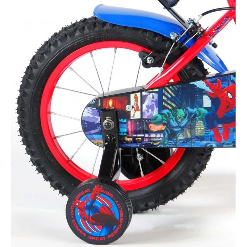 BICICLETA E L CYCLES SPIDERMAN 14