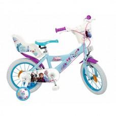 Bicicleta 14 Frozen 2 Toimsa