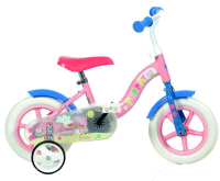 Bicicleta copii 10 Purcelusa Peppa Dino Bikes
