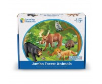 Animalute din padure Joc de rol Learning Resources