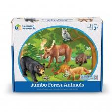Animalute din padure Joc de rol Learning Resources