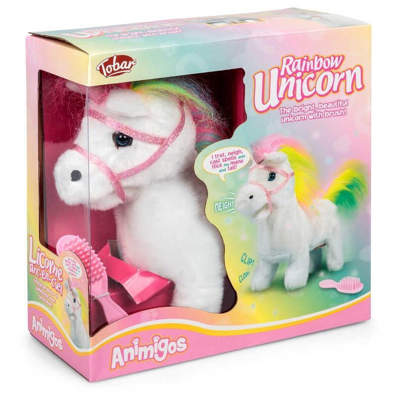 Unicorn plimbaret Tobar