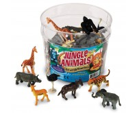Animalute din jungla Set pentru sortat Learning Resources