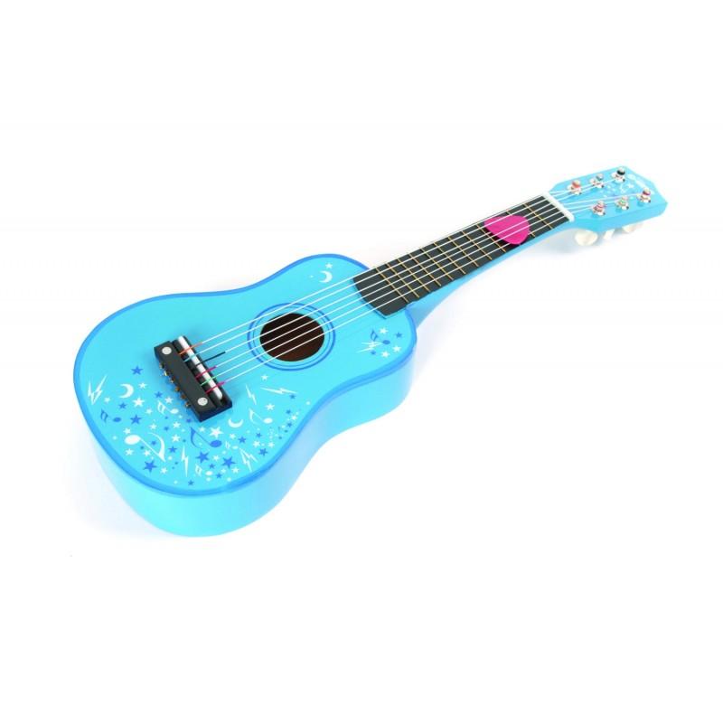 Chitara din lemn pentru copii Tidlo