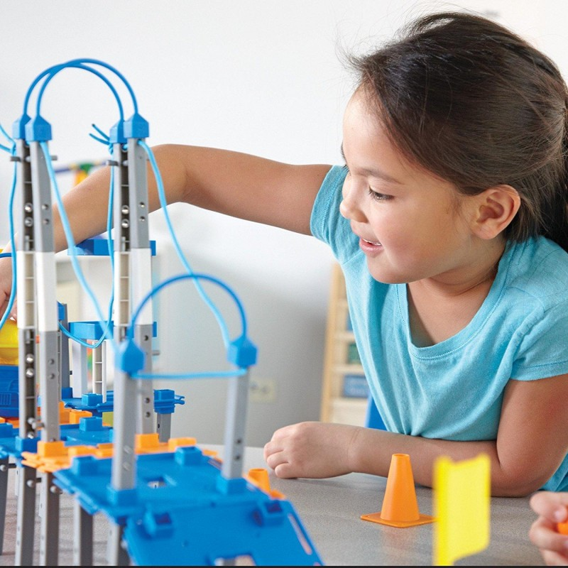 Construieste oraselul Set STEM Learning Resources