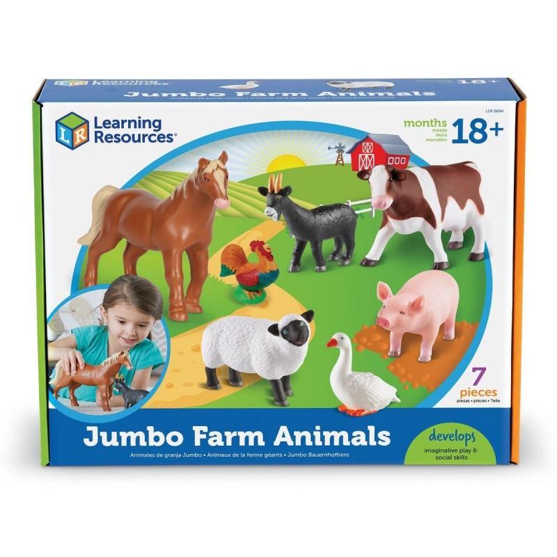 Animalute de la ferma Joc de rol Learning Resources