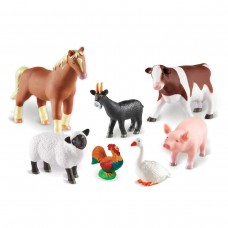 Animalute de la ferma Joc de rol Learning Resources