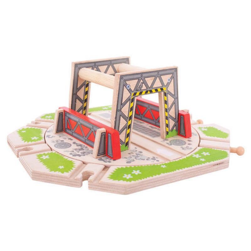 Platforma industriala rotativa BigJigs