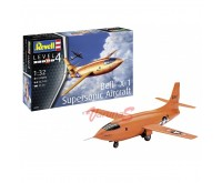 Bell X 1 1rst Supersonic REVELL