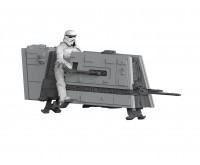 Build Play Speeder Imperial Revell